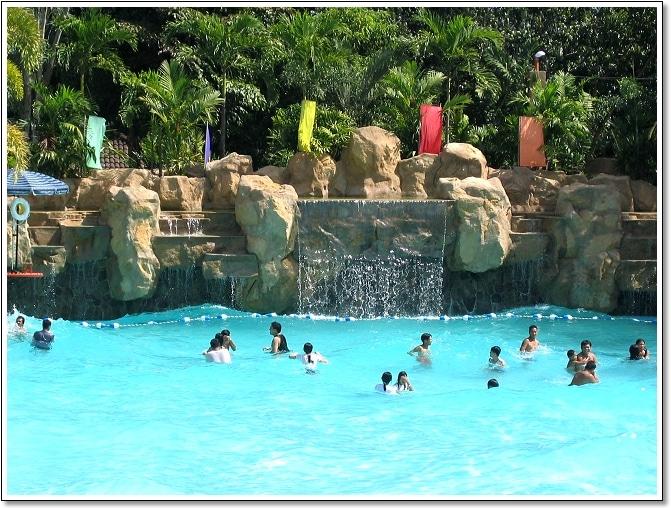 DJ Paradise Pool View