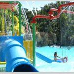 DJ Paradise Pool with Slide