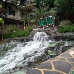 Man-Made Falls