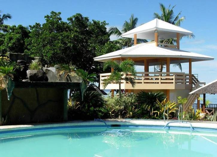 Vsu Garden Beach Resort Leyte Rates Pictures