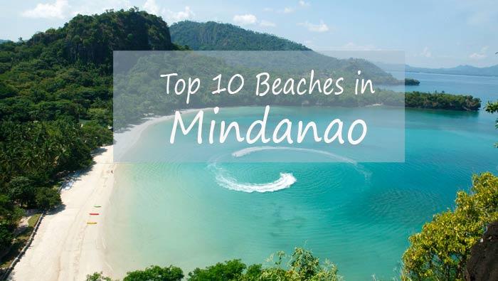 Top 10 Best Beaches In Mindanao
