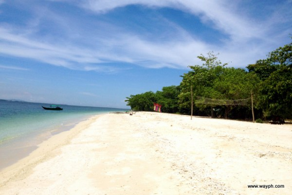 Sta. Cruz Island
