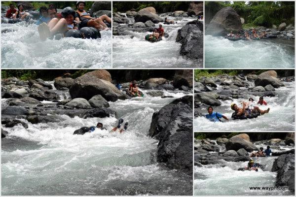 Rapids in Maitum