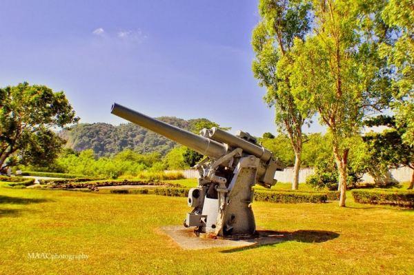 Corregidor artillery