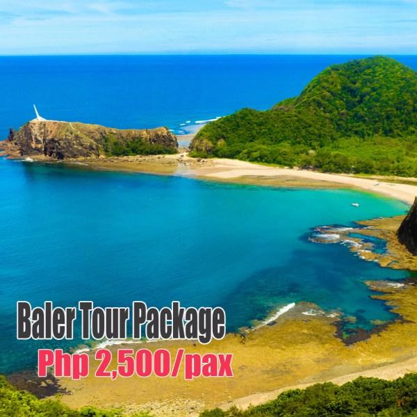 Baler Aurora Tour Package