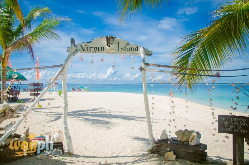 Virgin Island Cebu Philippines