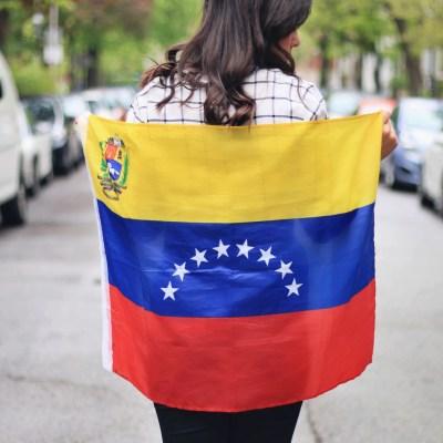 CARTA PARA VENEZUELA – AN OPEN LETTER TO VENEZUELA