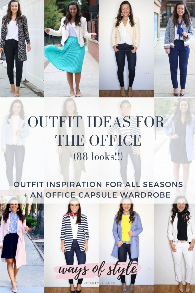 Outfit ideas for the office Pinterest Pin