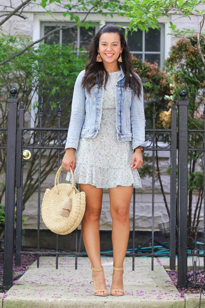 Outfits with a jean jacket for Summer