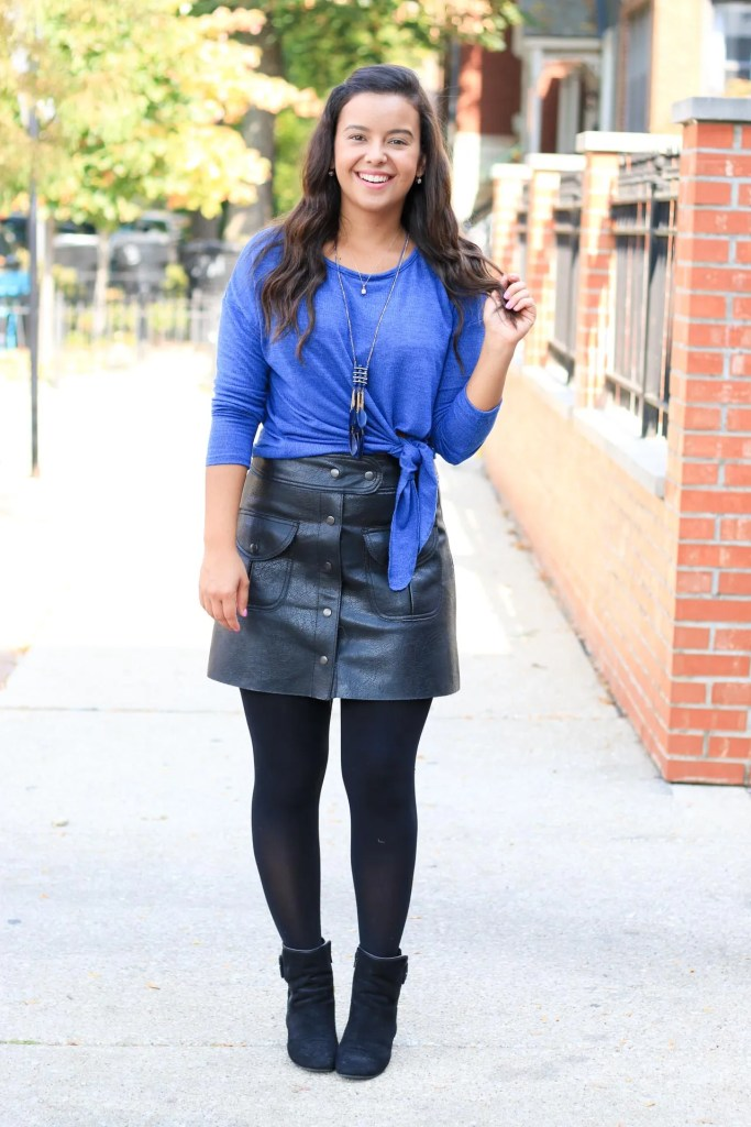 Building a capsule wardrobe for Fall