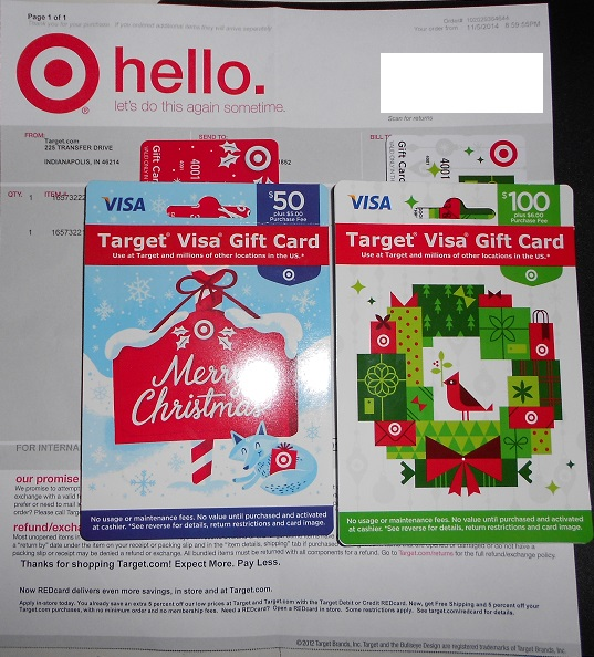 Do Target Visa Gift Cards Expire | Infocard.co