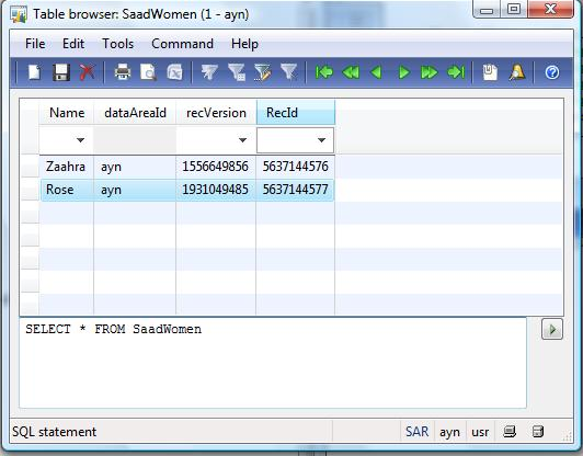Lookup Values From MultiTable (2/3)
