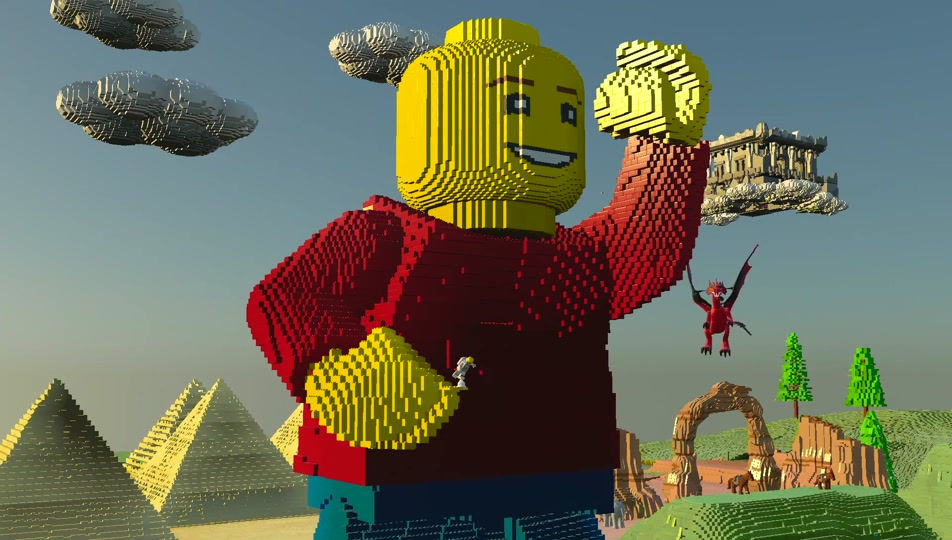 Review - Lego Worlds (PS4)