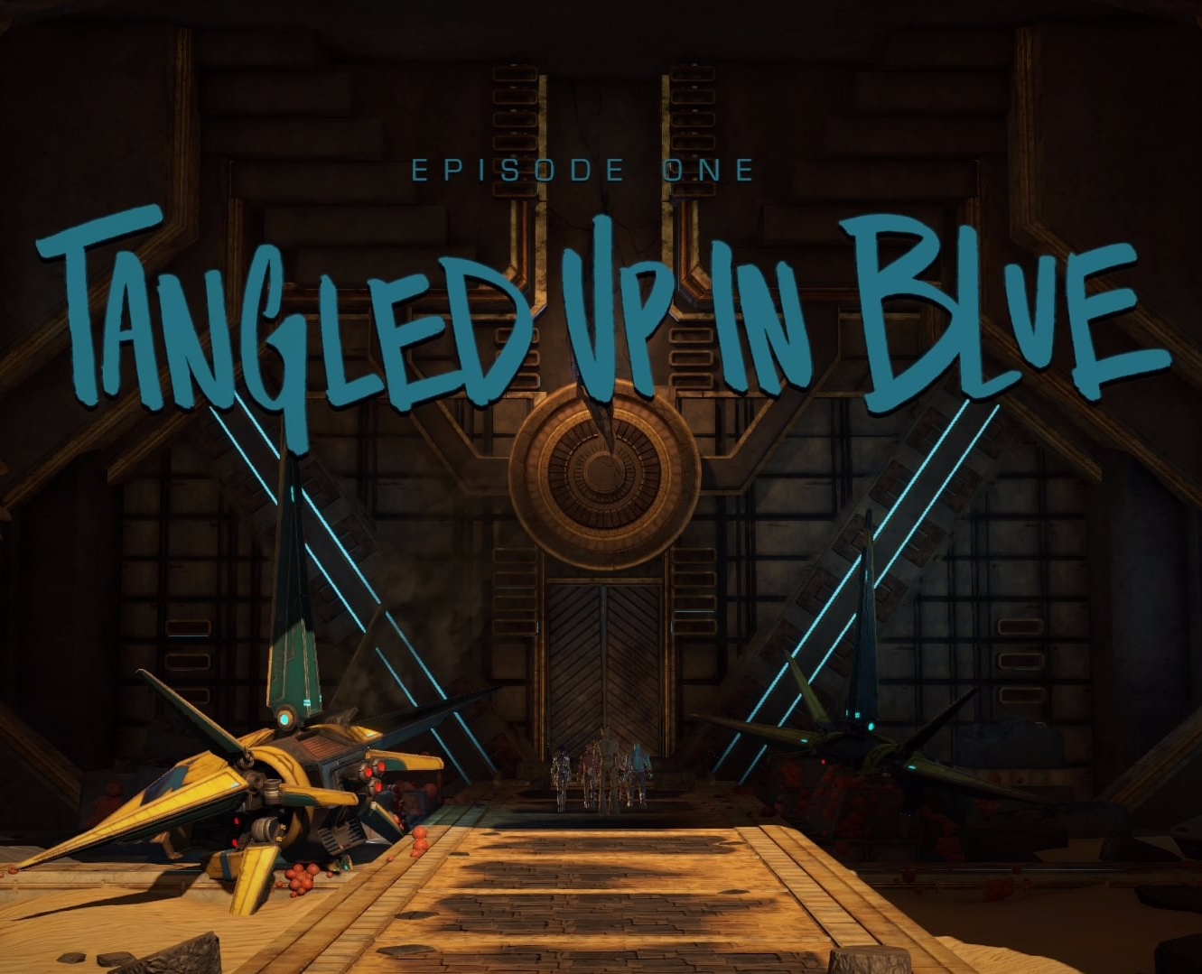 Review - Telltale's Guardians of the Galaxy Episode I: Tangled Up in Blue (PS4)
