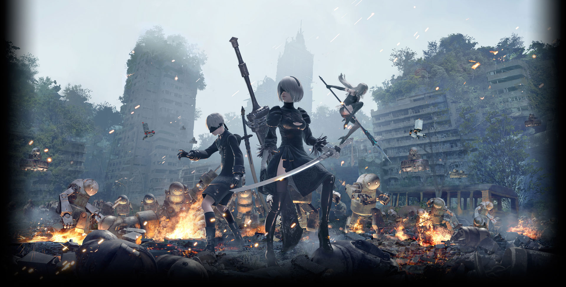 Review - Nier: Automata (PS4)