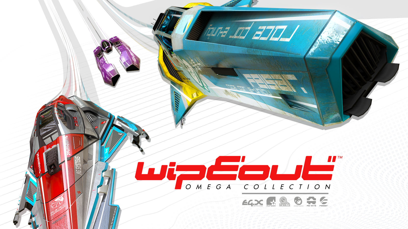 Review - WipEout Omega Collection (PS4)