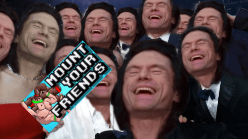 The Wiseau Awards - Mount Your Friends (PC)