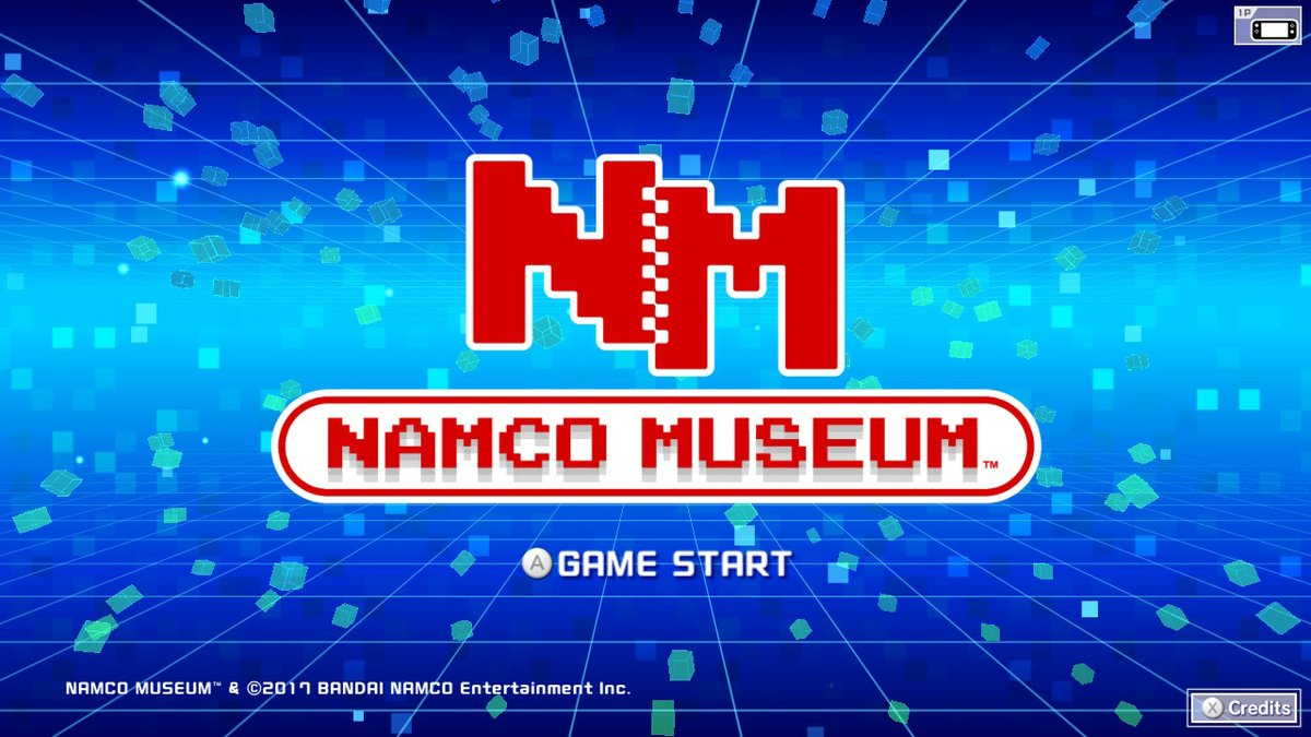 Review - Namco Museum (Switch)