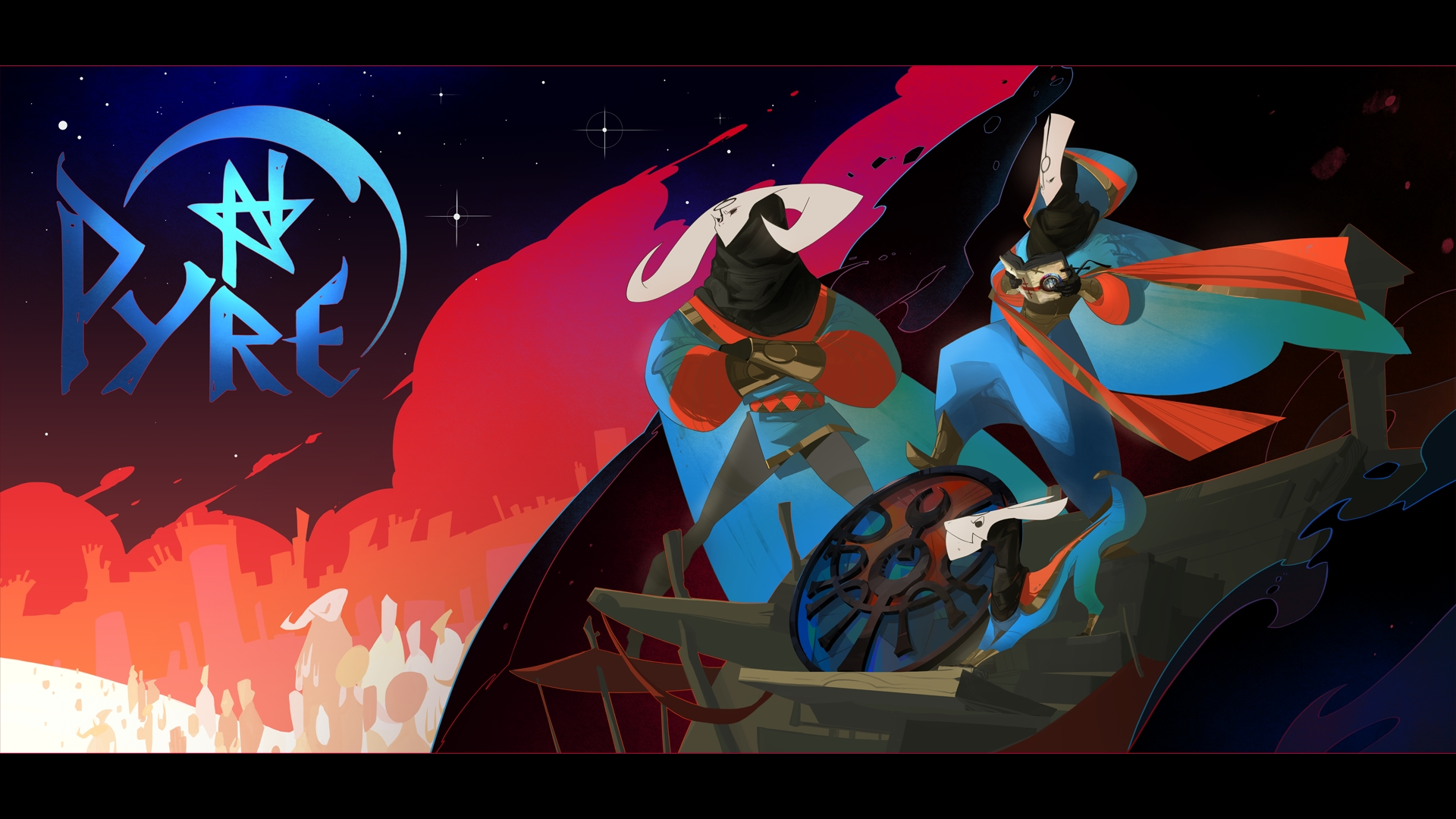 Review - Pyre (PC)
