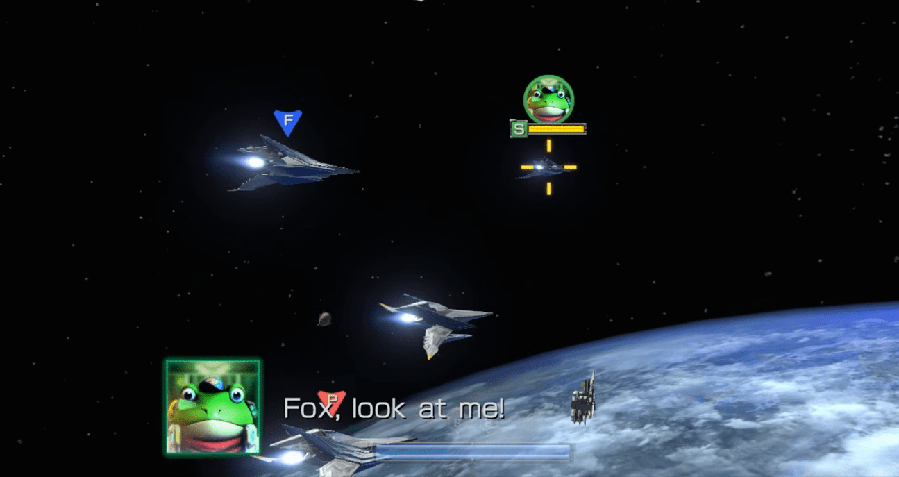The Cream of the Crap - Star Fox Zero (Wii U)