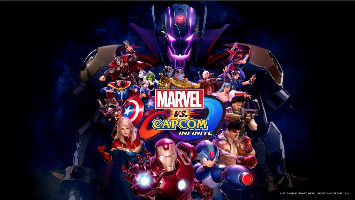 Review - Marvel vs. Capcom: Infinite (Xbox One)