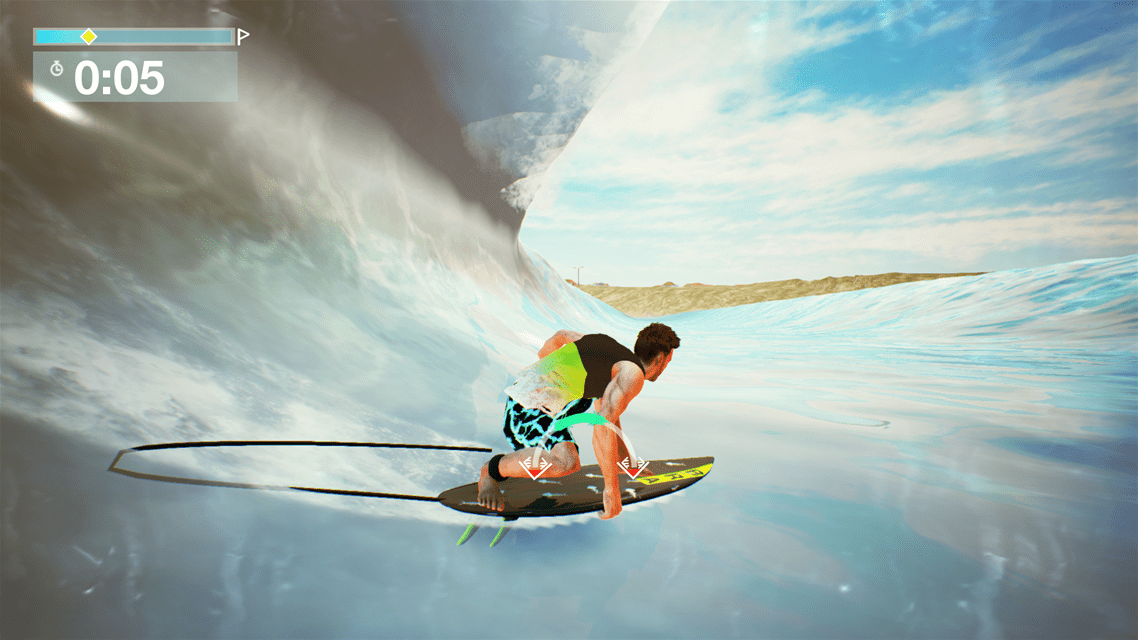 Review - Surf World Series (Xbox One)