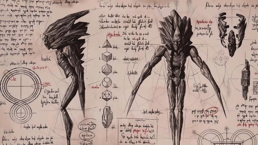 Void_Creature_Study_Concept