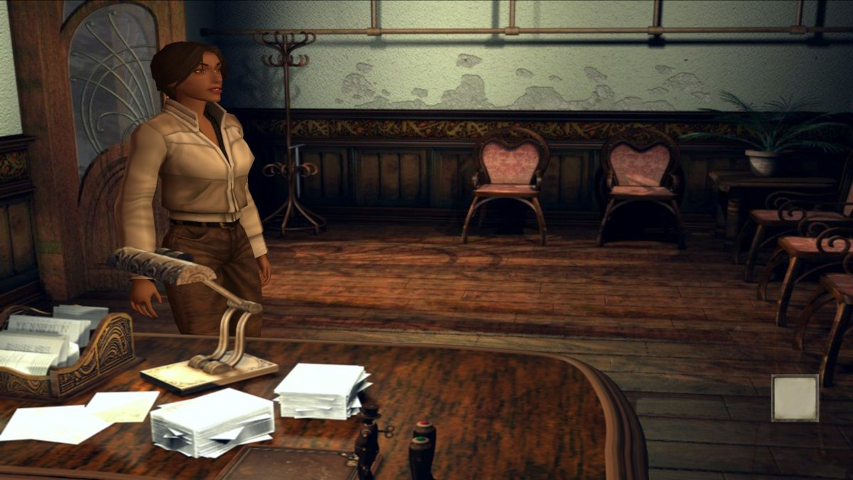Review - Syberia (Switch)