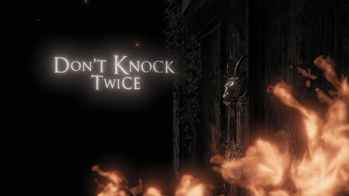 Review - Don't Knock Twice (Switch)