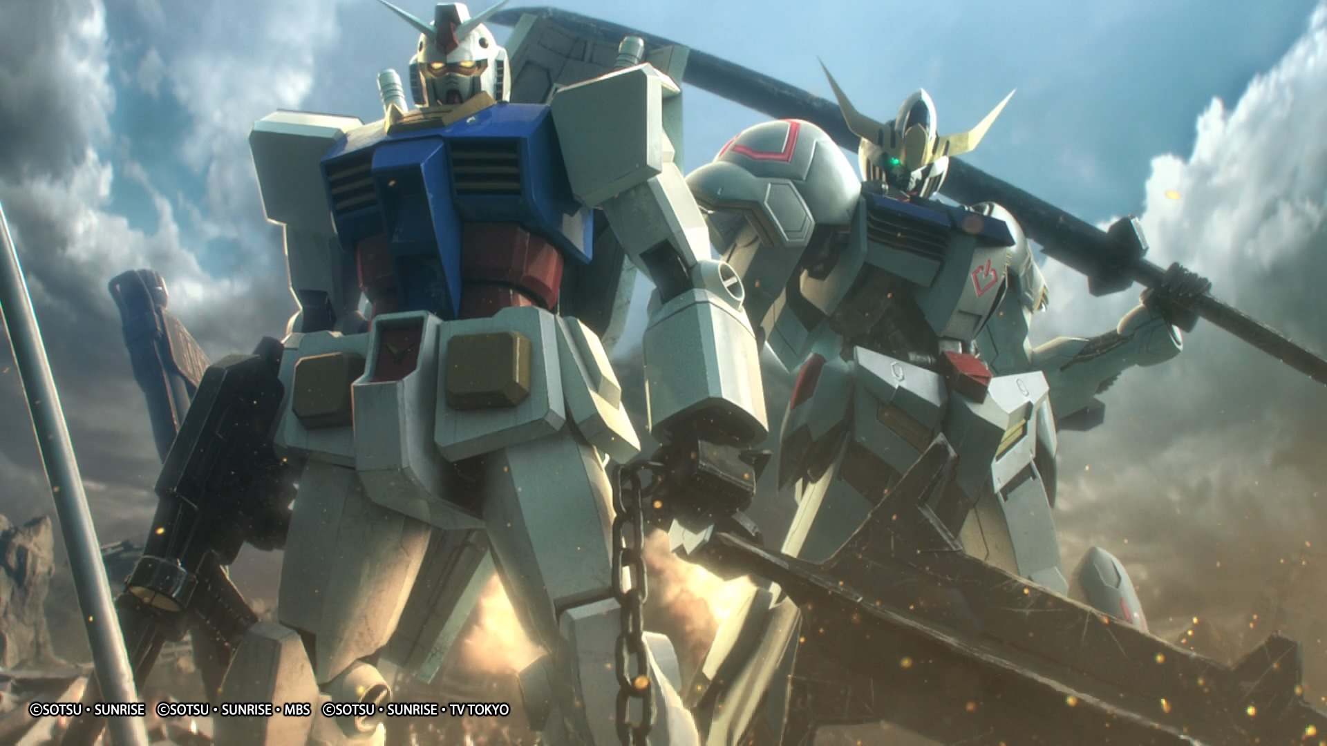 Review - Gundam Versus (PS4)