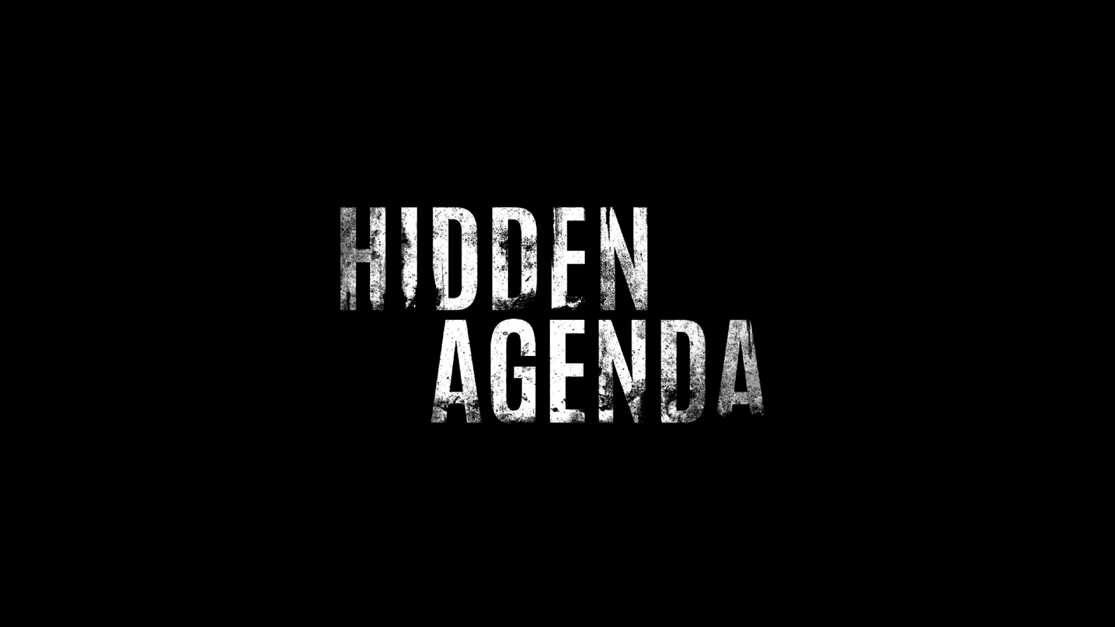 Review - Hidden Agenda (PS4)