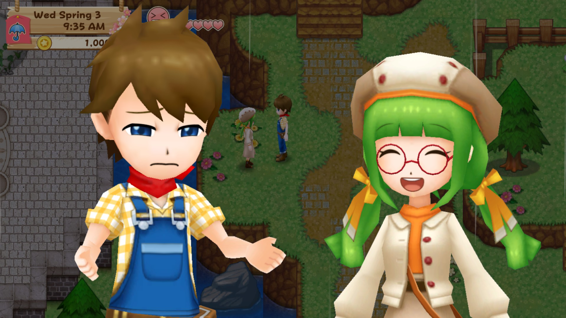 Review - Harvest Moon: Light of Hope (PC)