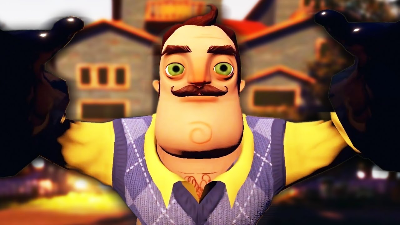 Review - Hello Neighbor (Xbox One)