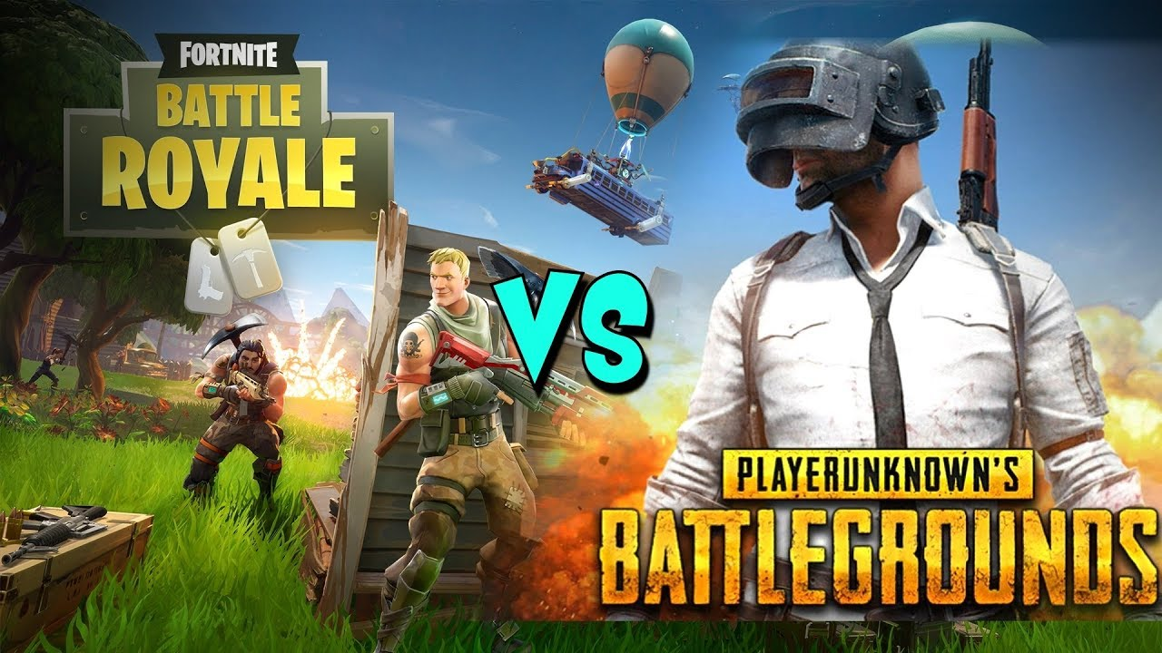 Fortnite vs PlayerUnknown's Battlegrounds: Which One's For You?