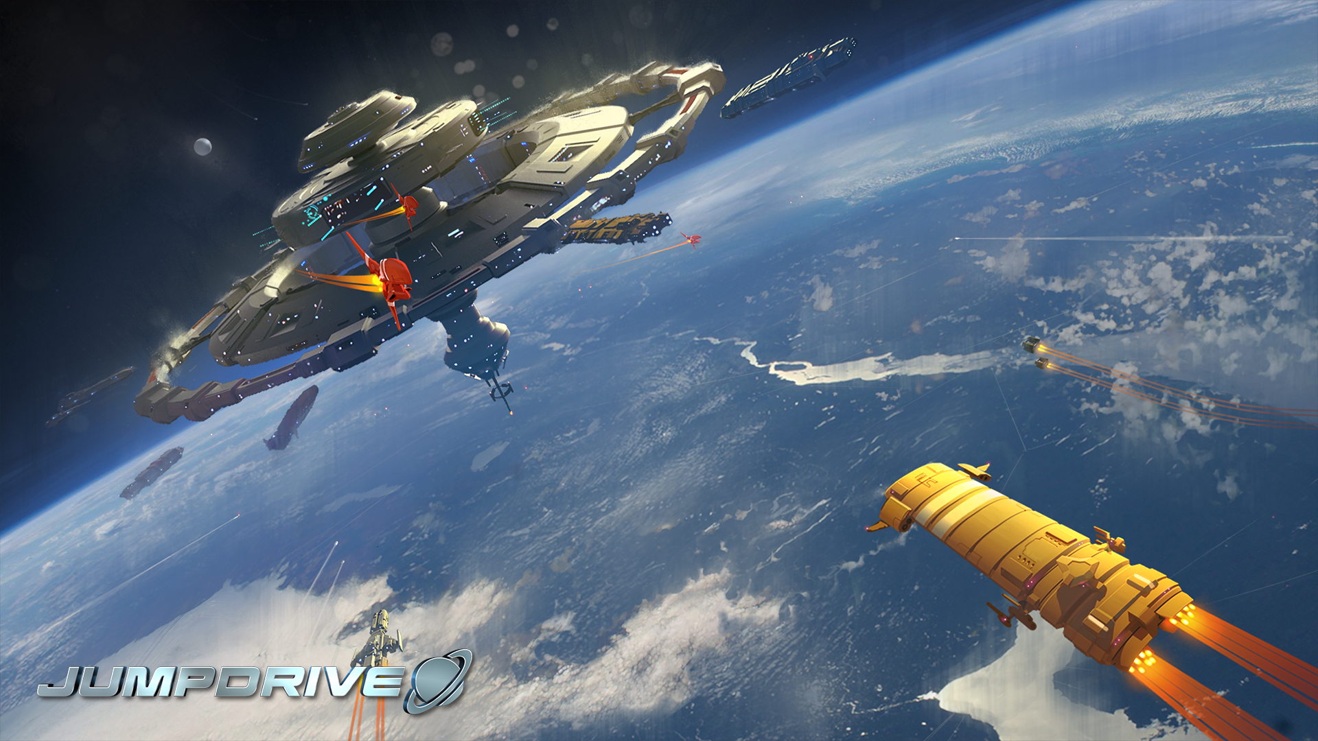 News - Jumpdrive Suddenly Launches on Steam