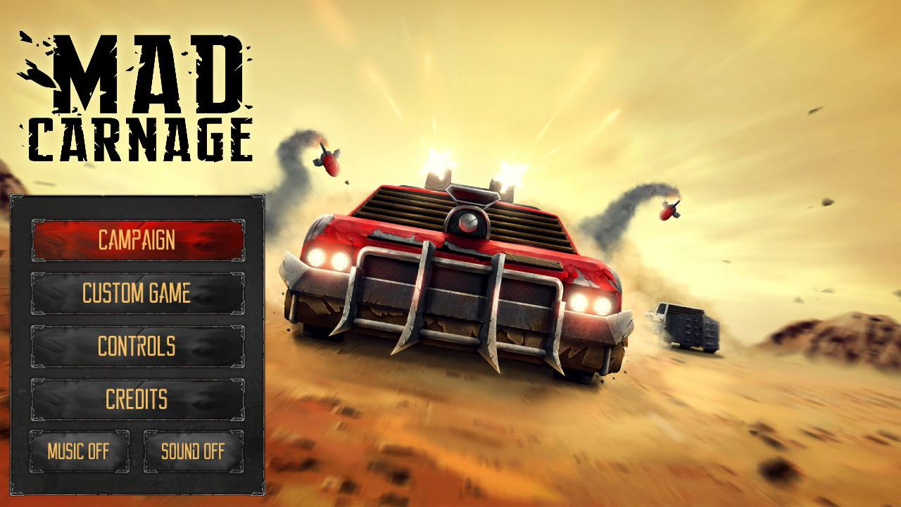 Review - Mad Carnage (Switch)