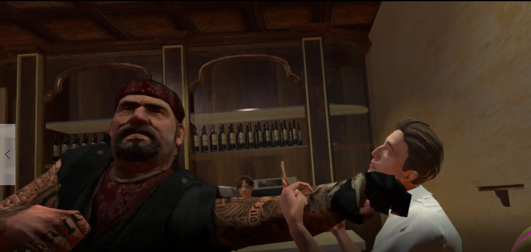 Review - Drunkn Bar Fight (PSVR)