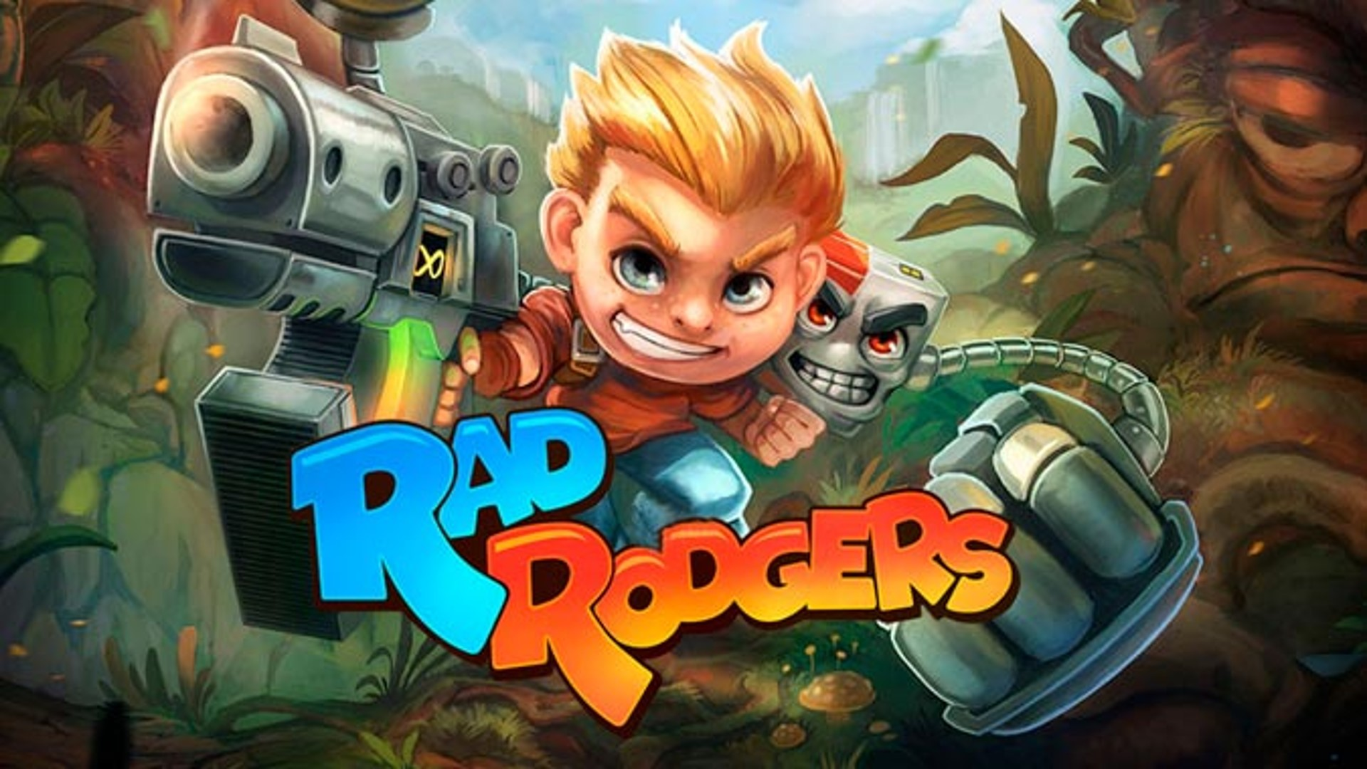 Review - Rad Rodgers (PC)