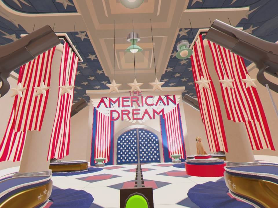 Review - The American Dream (PSVR)