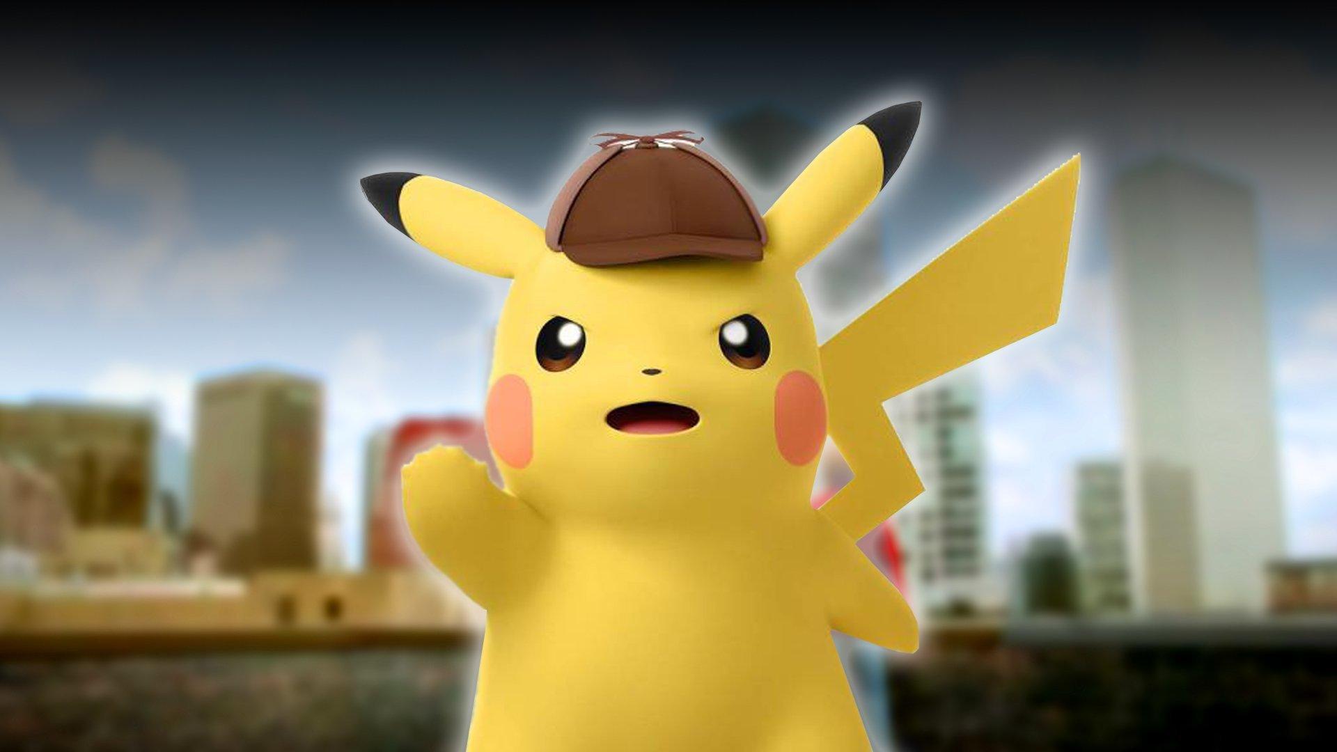 Review - Detective Pikachu (3DS)