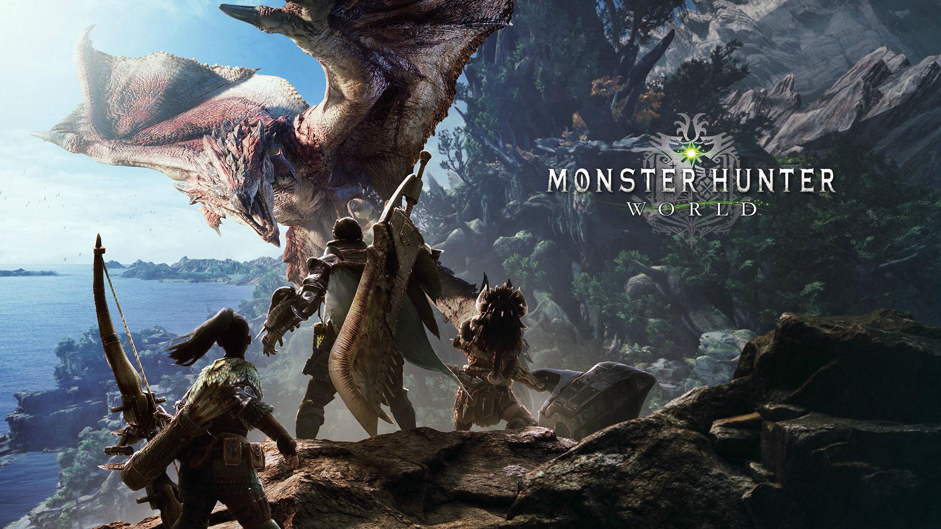 Review - Monster Hunter World