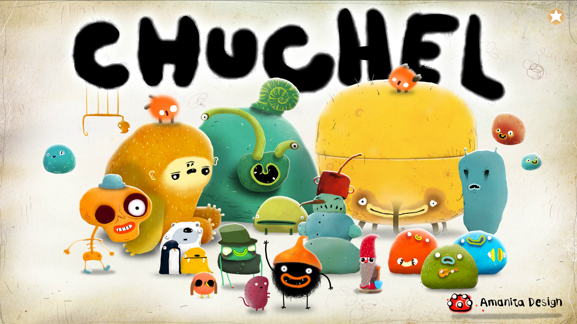 Review - Chuchel (PC)