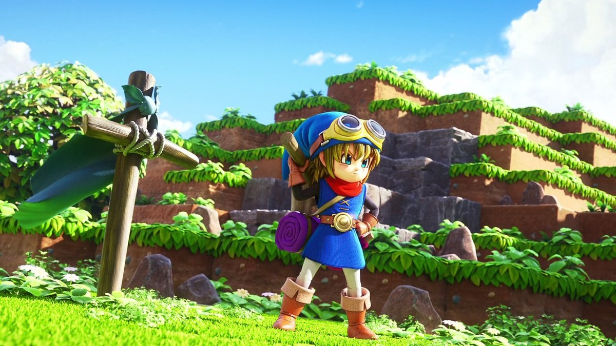 Review - Dragon Quest Builders (Switch)