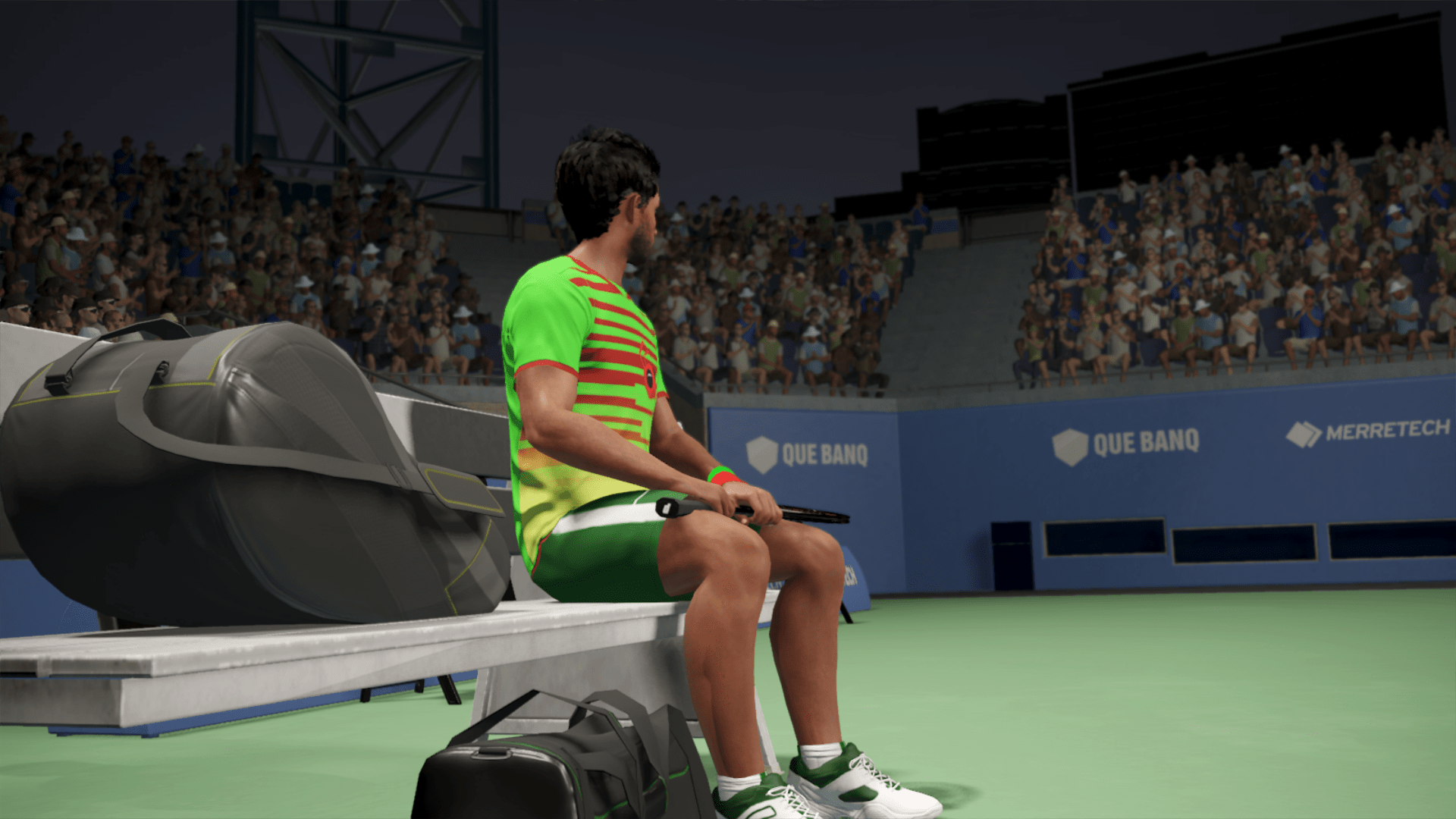 Review - AO International Tennis (Xbox One)