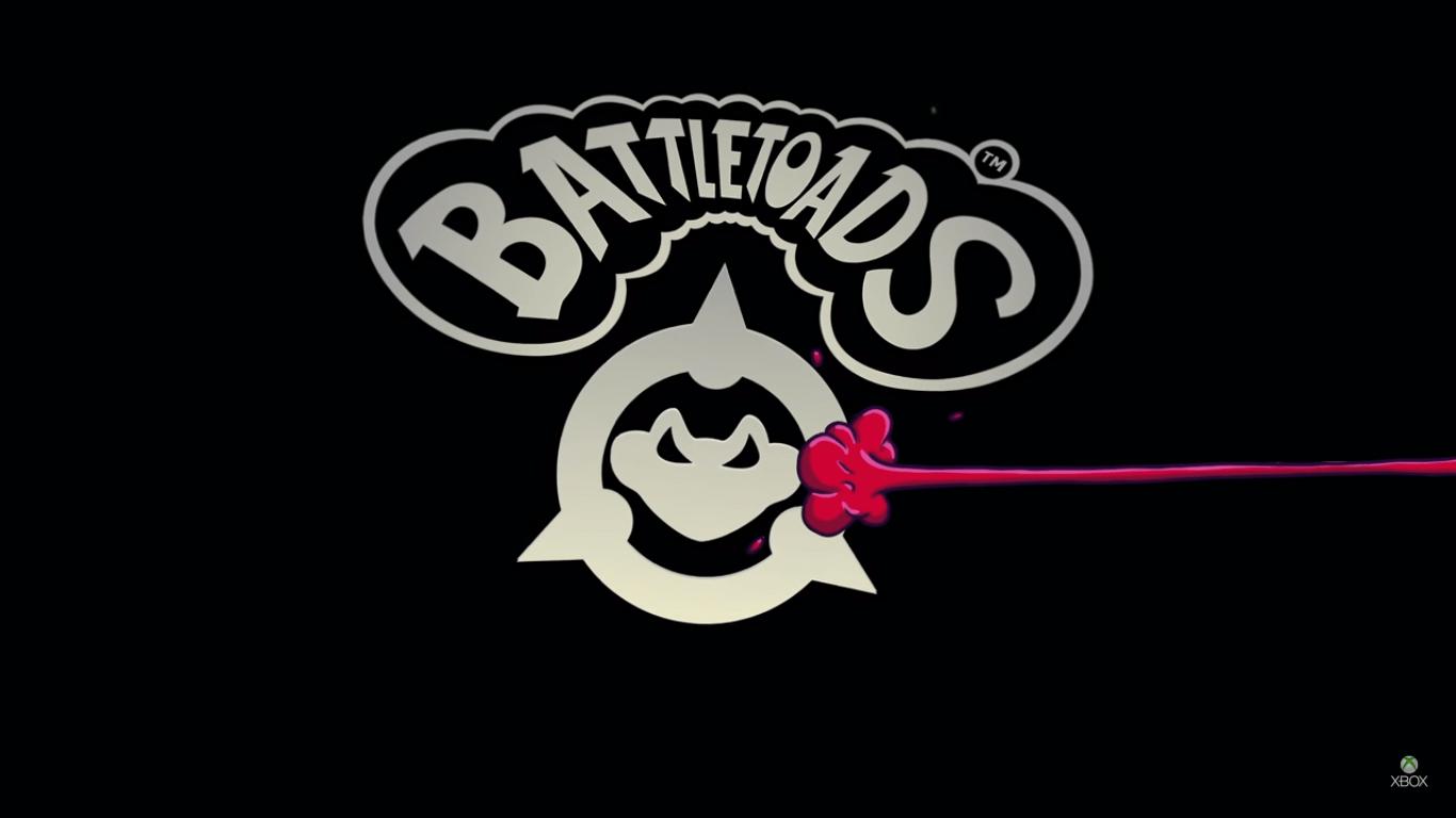 E3 2018 - Battletoads