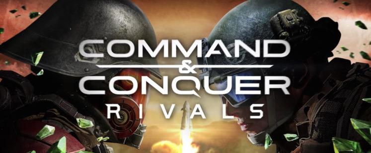 E3 2018 - Command & Conquer Rivals