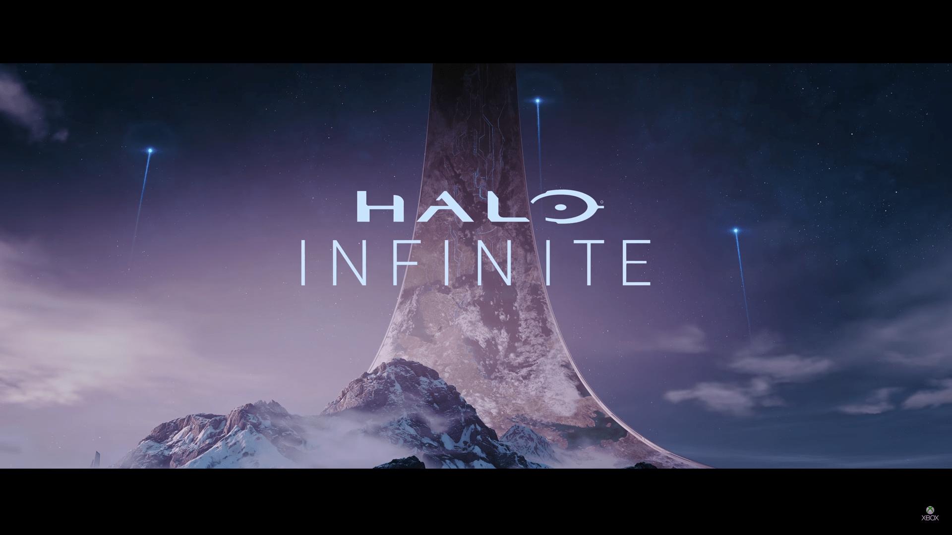 E3 2018 - Halo Infinite