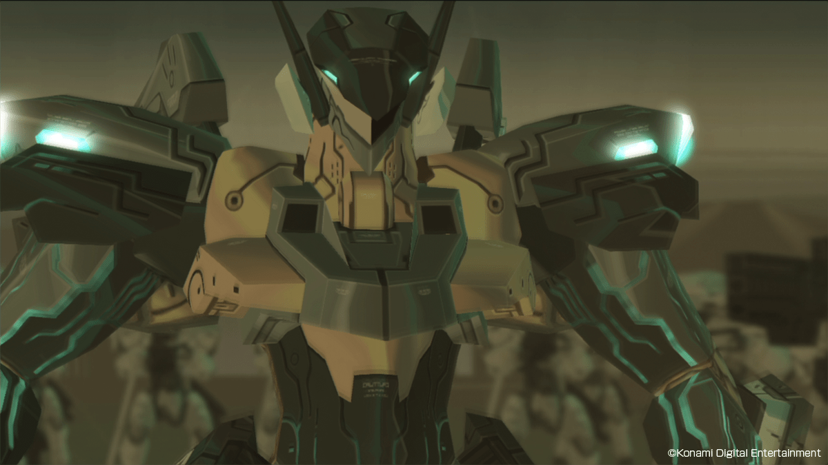 E3 Hands-on - Zone of the Enders: The 2nd Runner M∀RS (PSVR)