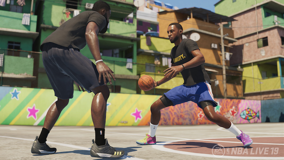 E3 Hands-on: NBA Live 19 (Xbox One)
