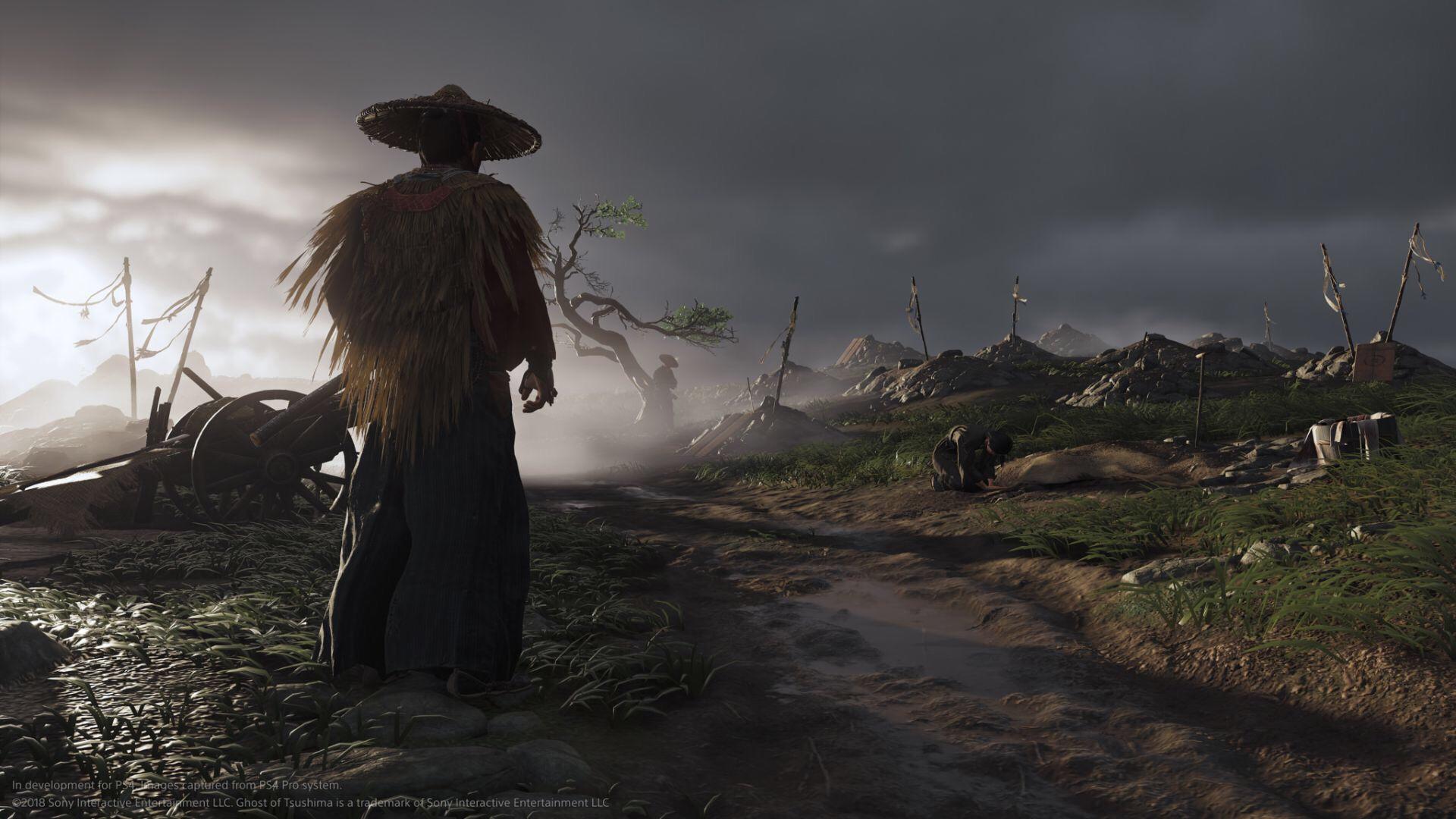 E3 2018 - Ghost of Tsushima